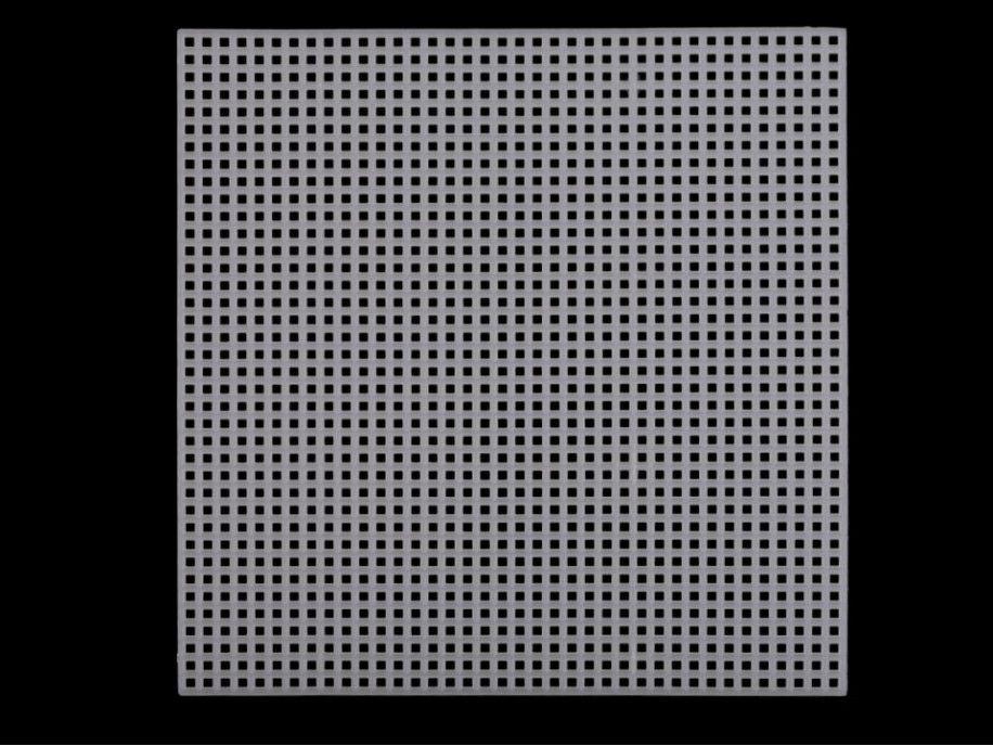 kanwa plastikowa kwadrat duży