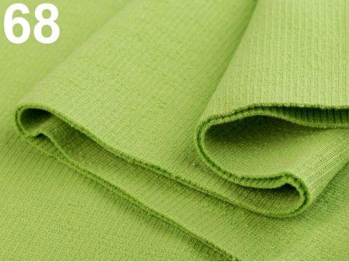 ściągacz elastyczny bawełna zielony jasny