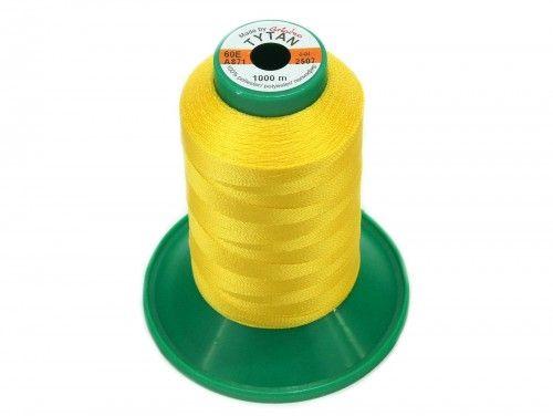 Nici TYTAN 60E 2507 żółty 1000m