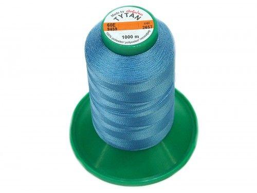 Nici TYTAN 60E 2657 błękitny 1000m