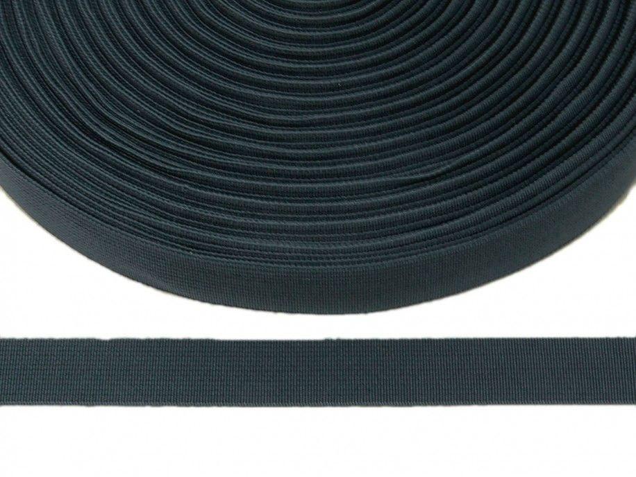 guma płaska 20 mm - stalowa
