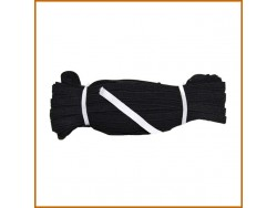 guma tkana czarna 7mm