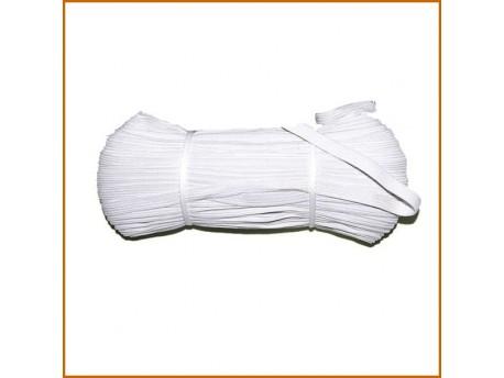 guma tkana biała 7mm