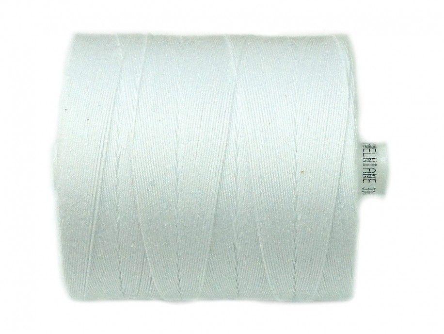 COTTO 20 nici bawełniane 30x4 białe 1000m