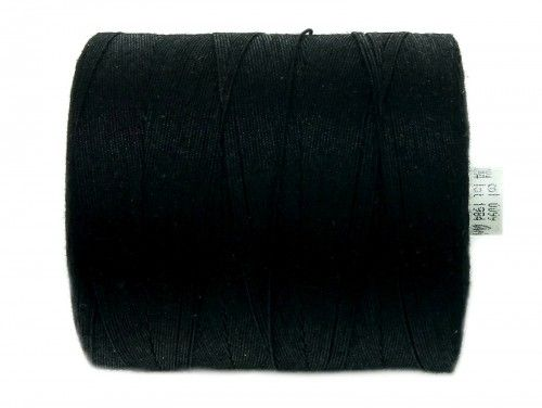 COTTO 20 nici baweł. 30x4 czarne 0099 1000m