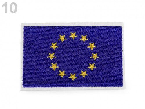 Aplikacja flaga Unii Europejskiej