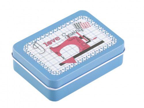 pudełeczko metalowe -1