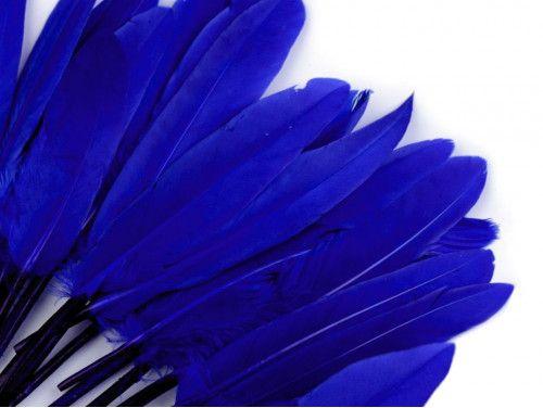 pióra kacze 9-14 cm opak.20 sztuk chabrowe