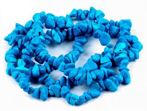 sieczka minerałów - turkmenit