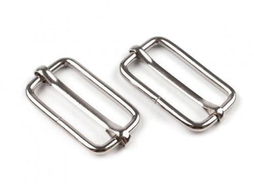 regulator metalowy 25 -srebrny