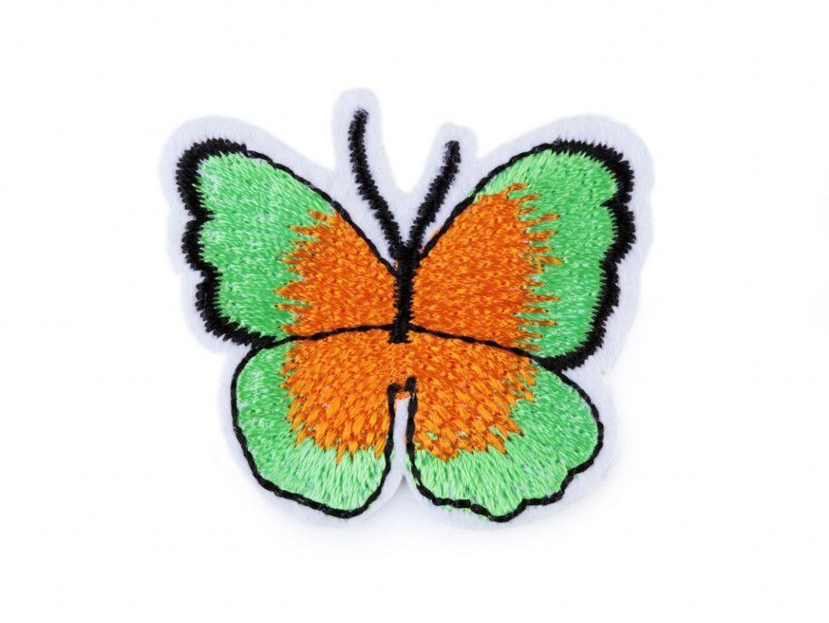 Aplikacja MOTYLEK zielony