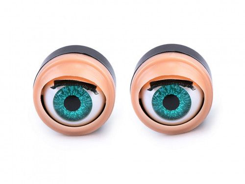 oczy mrugające do zabawek 17 mm-2 szt
