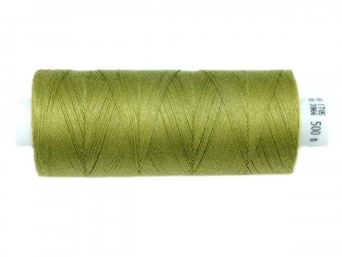 Nici bawełniane COTTO 80 zielony 1705 500m