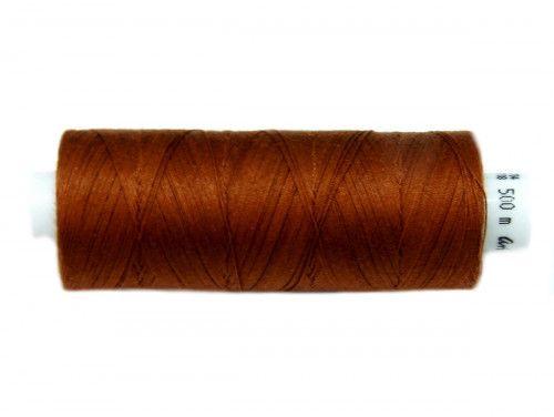 Nici bawełniane COTTO 80 brązowe 1784 500m
