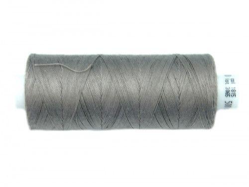 Nici bawełniane COTTO 80 szare 1815 500m