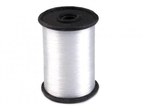 żyłka nylonowa 0,25mm biała