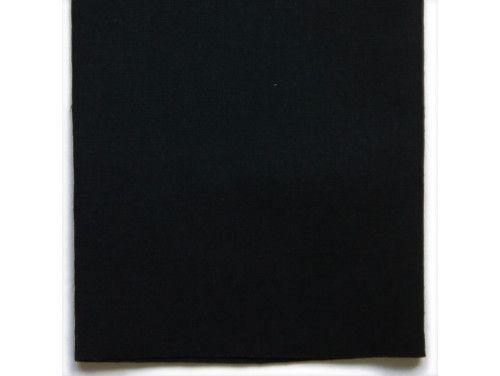 łatka termoprzylepna 43x20cm czarna