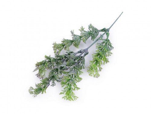 sztuczna gałązka zielona