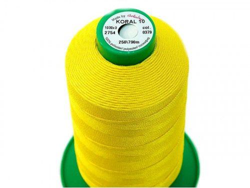 Nici KORAL 10 kol.379 żółty