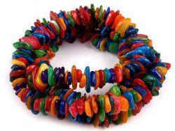 sieczka z masy perłowej kolorowa