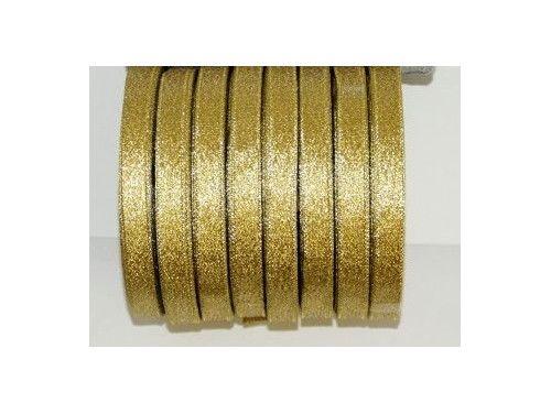 wstążka złota 10