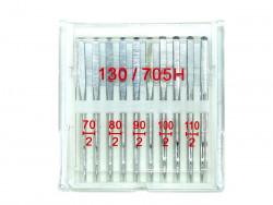 igły maszynowe półpłaskie MIX 70-110