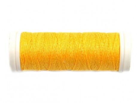 Nici lniane LENO 40 żółty 1514 70m