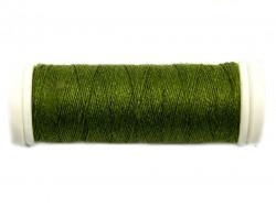 Nici lniane LENO 40 zielony 1693 70m