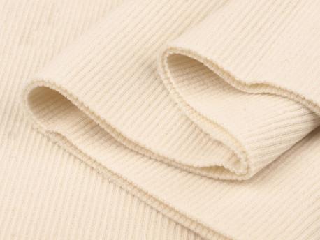 ściągacz elastyczny bawełna beżowy jasny