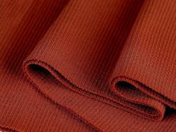 ściągacz elastyczny bawełna kasztanowy