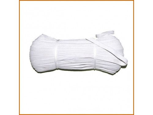 guma tkana biała 15mm