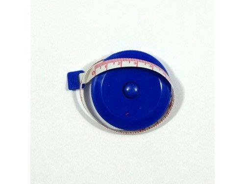 Centymetr zwijany niebieski