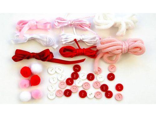 Zestaw kreatywny 44 elementy Baby Girl