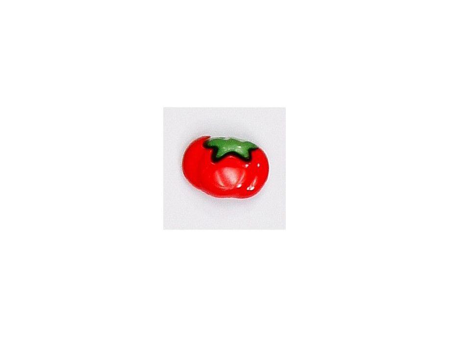 Guziczek dziecięcy pomidorek