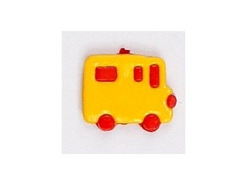 Guziczek dziecięcy autobus