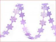 taśma ozdobna kwiatki