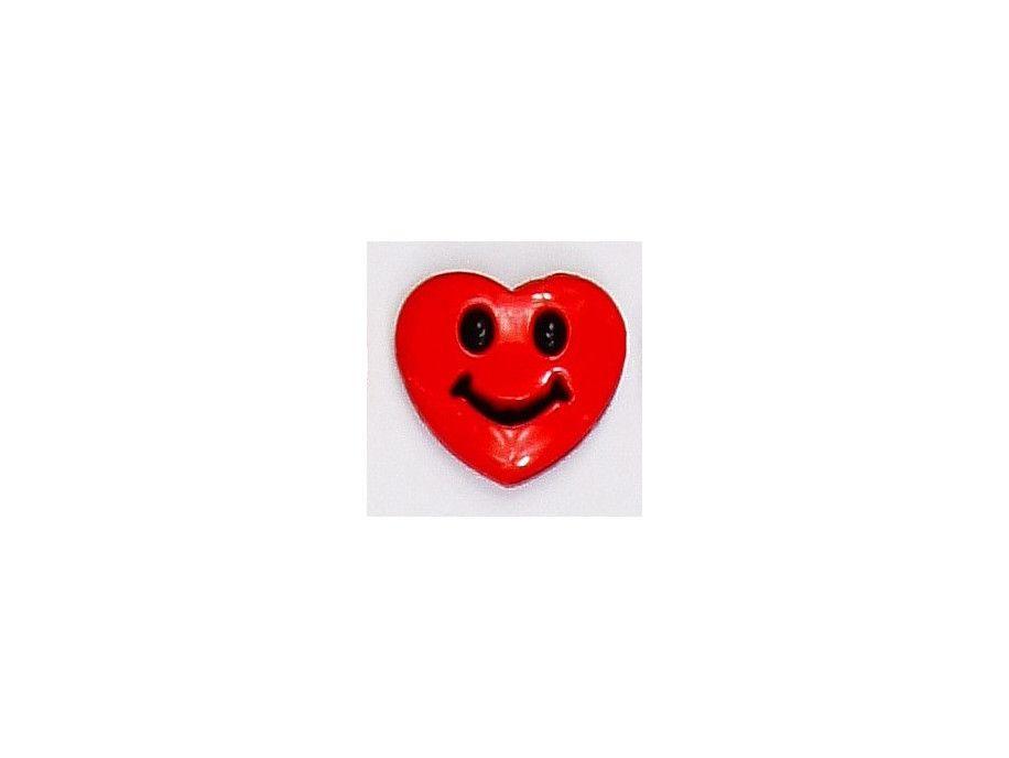 Guziczek dziecięcy serce