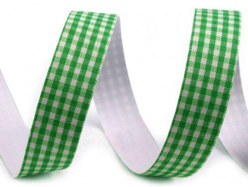 wstążka samoprzylepna zielona