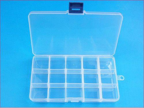 pojemnik plastikowy na koraliki