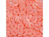 guziki 15mm - 500szt. różowy