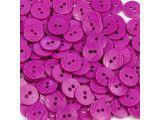 guziki 15mm - 500szt. różowo-fioletowy