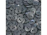 guziki 15mm - 500szt. stalowy