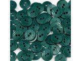 guziki 15mm - 500 szt. zielony ciemny