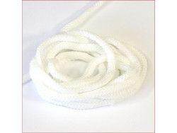 sznurek bistorowy biały