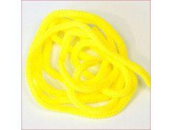 sznurek bistorowy żółty
