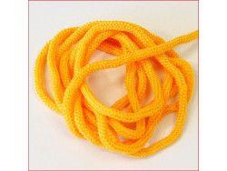 sznurek bistorowy żółty ciemny