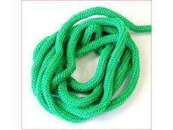 sznurek bistorowy zielony