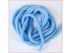 sznurek bistorowy niebieski jasny
