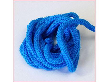 sznurek bistorowy niebieski