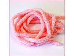 sznurek bistorowy różowy jasny